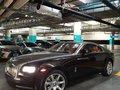 Black Rolls-Royce Wraith 2014 for sale in Manila-2