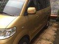 Suzuki SGX APV A/T (Gold) 2009 Model in good condition for sale-5