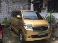 Suzuki SGX APV A/T (Gold) 2009 Model in good condition for sale-0