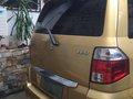 Suzuki SGX APV A/T (Gold) 2009 Model in good condition for sale-1