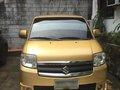 Suzuki SGX APV A/T (Gold) 2009 Model in good condition for sale-2