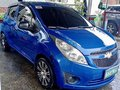Blue Chevrolet Spark 2012 for sale in Pasay City-1