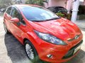 Ford Fiesta Automatic 2011-8
