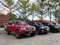 Red Nissan Patrol 2001 for sale in Binan City-9