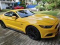 Yellow Ford Mustang 5.0 GT 2015 for sale in Makati-0