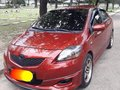 Red Toyota Vios 2008 for sale in Manila-3