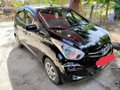 Selling Black Hyundai Eon 2018 in Sudipen-5