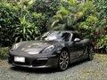 Selling Silver Porsche Boxster 2014 in Manila-2