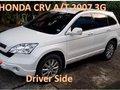 White Honda CR-V 2007 for sale in Las Piñas-7