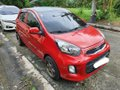 Selling Red Kia Picanto 2016 in Pasig-5