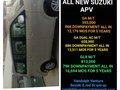 ALL NEW 2021 SUZUKI APV-0