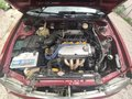 Red Mitsubishi Lancer 2004 for sale in Taytay-4