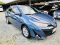 2019 TOYOTA VIOS E AUTOMATIC BLUE GRAB READY FOR SALE-0