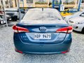 2019 TOYOTA VIOS E AUTOMATIC BLUE GRAB READY FOR SALE-5