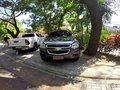 Selling Black Chevrolet Trailblazer 2015 in Cainta-0