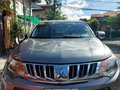 Silver Mitsubishi Strada 2015 for sale in Pasig-6