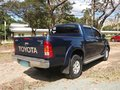 Blue Toyota Hilux 2008 for sale in Quezon-3