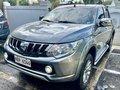 Selling Silver Mitsubishi Strada 2018 in Manila-3
