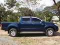 Blue Toyota Hilux 2008 for sale in Quezon-4
