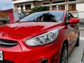 Red Hyundai Accent 2016 for sale in Marikina-0