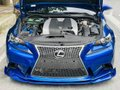 Blue Lexus IS350 2016 for sale in Batangas-1