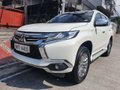 Lockdown Sale! 2019 Mitsubishi Montero Sport 2.4 GLX Manual Pearl White 68T Kms NFT6401-0