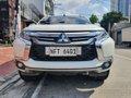 Lockdown Sale! 2019 Mitsubishi Montero Sport 2.4 GLX Manual Pearl White 68T Kms NFT6401-1