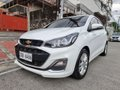 Reserved! Lockdown Sale! 2019 Chevrolet Spark 1.4 Premiere Automatic White 20T Kms Only ZAB6466-0