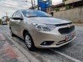 Lockdown Sale! 2018 Chevrolet Sail 1.3 LT Manual Beige 28T Kms Only WE2622-2