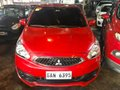 2019 1st own Mitsubishi Mirage Hatchback A/T running only 4,000 + kms-2