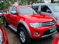2014 Mitsubishi Strada Manual 4X4 Diesel-3