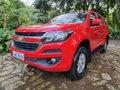 Lockdown Sale! 2019 Chevrolet Trailblazer 2.8 LT 4X2 Automatic Red 40T Kms WE5314-0