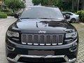 2016 model Jeep Grand Cherokee Summit 3.6L V6 -0