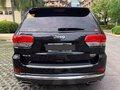 2016 model Jeep Grand Cherokee Summit 3.6L V6 -1
