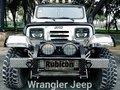Wrangler Jeep STAINLESS Version Isuzu C240 Diesel 5 Speed MT w/ Aircon (HEADTURNER/PORMADO/RARE) Car-2