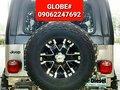 Wrangler Jeep STAINLESS Version Isuzu C240 Diesel 5 Speed MT w/ Aircon (HEADTURNER/PORMADO/RARE) Car-3