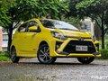 Toyota Wigo TRD S front