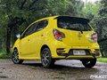 Toyota Wigo TRD S rear
