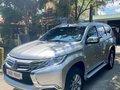 Mitsubishi Montero 2019 silver GLS A/T-0