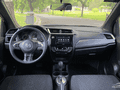 Honda Brio infotainment screen