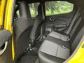Honda Brio rear seats