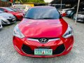 Selling Red 2013 Hyundai Veloster Coupe AUTOMATIC affordable price-1