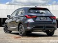 2021 Honda City Hatchback rear profile