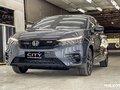 2021 Honda City Hatchback front quarter