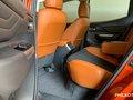 Mitsubishi Strada rear seats