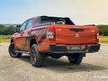 Mitsubishi Strada rear view