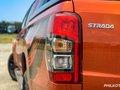 Mitsubishi Strada taillight