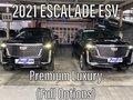 (FULL OPTIONS) 2021 Cadillac Escalade ESV Premium Luxury Brand New not 2020 Navigator-1