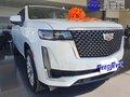 (FULL OPTIONS) 2021 Cadillac Escalade ESV Premium Luxury Brand New like Sport Platinum Navigator-0