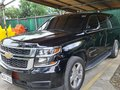 Selling Black Chevrolet Suburban 2017 in Quezon-1